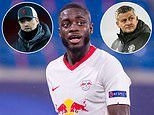 Liverpool and Manchester United 'ready to go head-to-head' in race for Dayot Upamecano