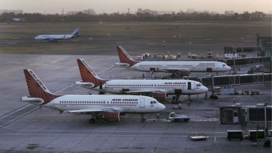 Indian airlines operate rescue flights