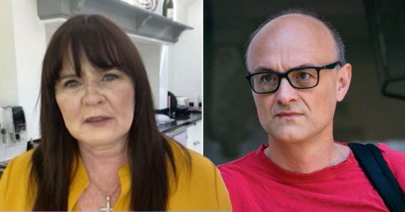 Coleen Nolan 'feels let down' by Dominic Cummings but thinks he should keep his job