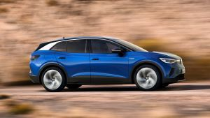 New 2020 Volkswagen ID.4 electric SUV revealed with up to 323 miles of range
