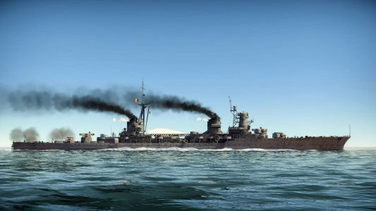 War Thunder's Starfighters update sees the Italian Navy sail into view