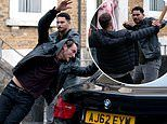EastEnders SPOILER: Martin Fowler is caught in ANOTHER brawl