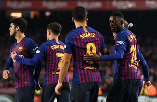 Manchester United 'very close' to closing deal for Barcelona's Ousmane Dembele