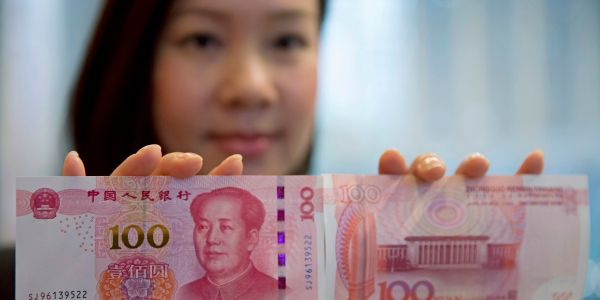 China aims to reduce its dependence on America by 'decoupling' from the dollar, ANZ bank says
