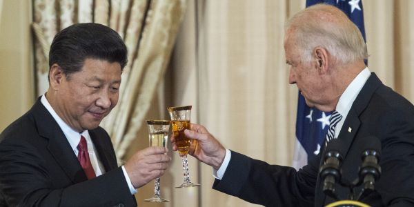 China's Xi Jinping finally congratulates Biden on his 2020 election win, with only a few world leaders still holding out