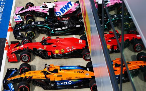 F1 live: 70th Anniversary Grand Prix 2020 - latest updates from Silverstone