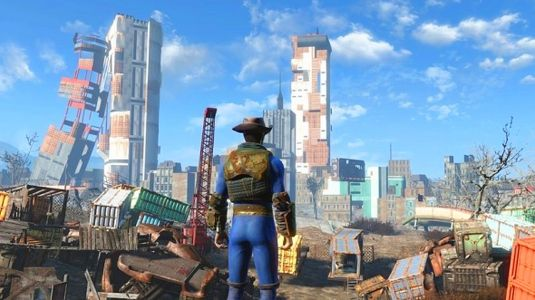 Meet the man pushing Fallout 4 settlements to their limits
