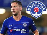 Chelsea outcast Danny Drinkwater completes loan move to Turkish side Kasimpasa until end of season