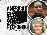 Bon Jovi release charity single American Reckoning about George Floyd's murder by police