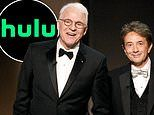 Steve Martin teaming up with Martin Short for true crime-themed Hulu comedy