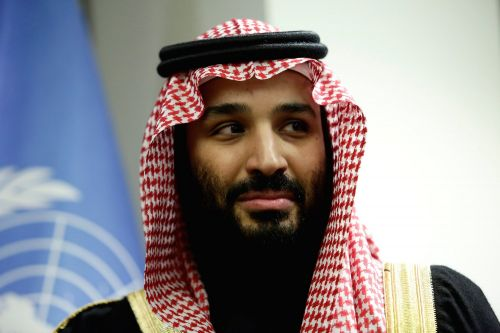 The Saudi Crown Prince accused of hacking Jeff Bezos' phone met with more than a dozen tech execs and celebs during the same US trip. From Tim Cook to Oprah, here's everyone Mohammed bin Salman met with