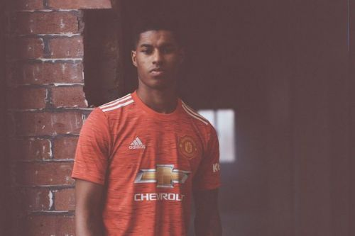 Man Utd's new 2020-21 home shirt unveiled ahead of debut in Europa League