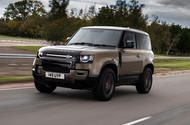 Land Rover Defender 90 P400 X 2020 UK review