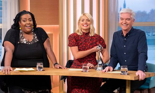 Alison Hammond shares cheeky behind-the-scenes snap on This Morning