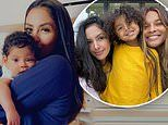 Vanessa Bryant snuggles up Ciara and Russell Wilson's son Win in a sweet snap