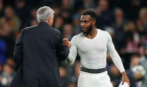 Jose Mourinho lifts the lid on Danny Rose situation at Tottenham after bust-up talk
