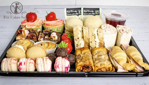 For Cake's Sake launch North East Scotland's first ever 'takeaway afternoon tea'