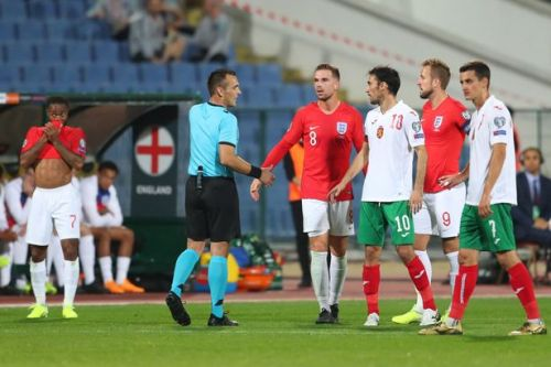 UEFA's next steps in Bulgaria racism storm amid calls for FA president to resign over shameful England scenes