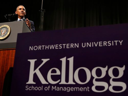 Kellogg School of Management is allowing students to defer enrollment for up to 5 years while they pursue full-time work
