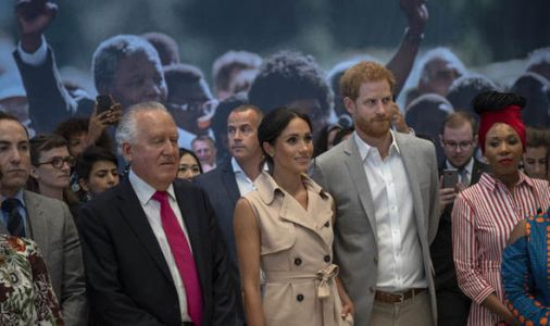 Meghan Markle and Prince Harry latest: Why did couple visit a Nelson Mandela exhibition?