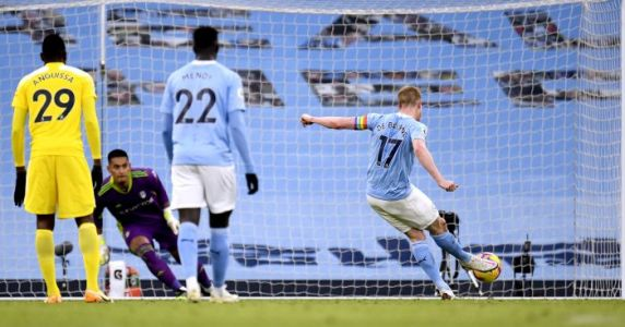 Stroll for Man City as Fulham thrashing beats Klopp's Liverpool record