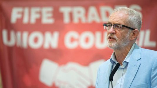 Jeremy Corbyn Pledges To Do 'All We Can' To Prevent 'No-Deal Crash Out' Brexit
