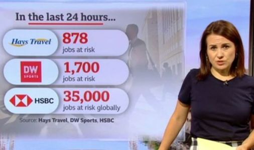 BBC warning: Up to 150,000 jobs have been lost in the UK since the pandemic - expert