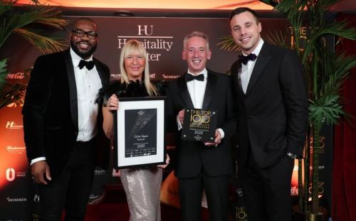Northern Ireland's hospitality industry raise a glass to the best pubs, restaurants and hotels