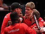 Kevin Anderson shocks Novak Djokovic as Team World keep Laver Cup hopes alive