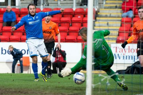 Stevie May looks to rewind time and produce memorable Dundee United performance