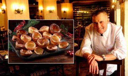 Gary Rhodes fans go wild for 'magic' Yorkshire Pudding recipe following death of chef