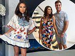Charlotte Dawson reveals she is expecting her first child with Matthew Sarsfield