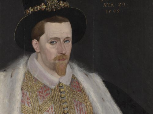 First ever 'King of Great Britain' to be celebrated in Edinburgh exhibition - 400 years after Union of the Crowns