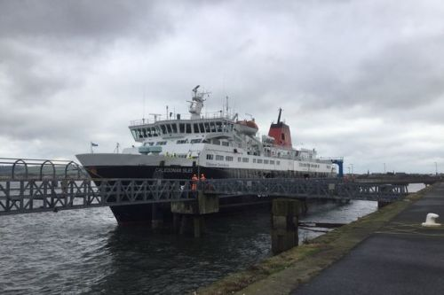 Full steam ahead for Troon to takeover Isle of Arran ferry route