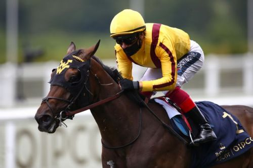 Frankie Dettori on day three rides at Royal Ascot including Campanelle