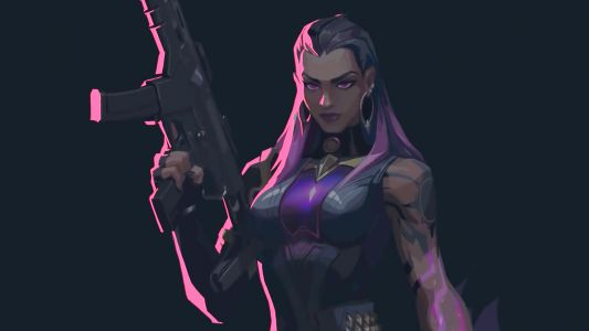 """Riot teases the next Valorant agent - """"Reyna is here"""""""