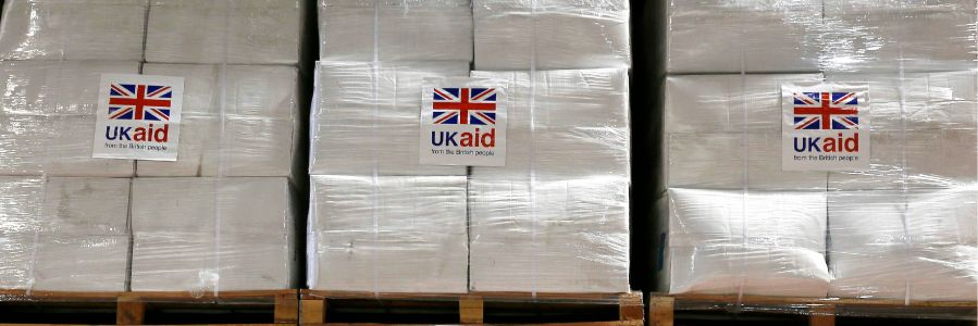 Two thirds of Britons support cutting the foreign aid budget