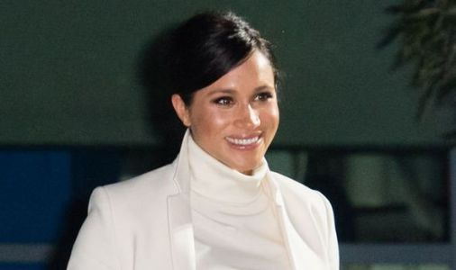 Hammer toe, bunions and back pain: Meghan Markle's bad feet but she STILL wears high heels