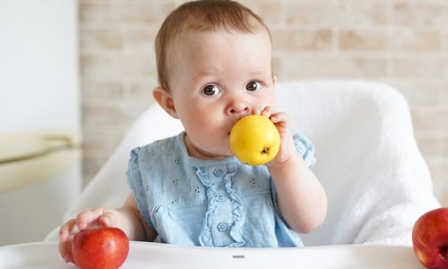 Top 20 food-related baby names - and one is a Princess!