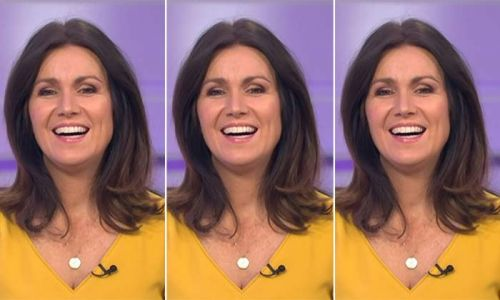 Susanna Reid channels Kate Middleton in gorgeous yellow dress - and it's on sale