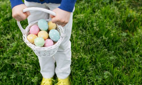 6 fun Easter egg hunt ideas to keep kids entertained during self-isolation