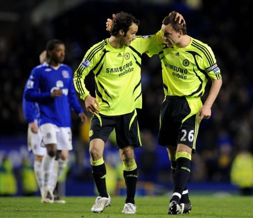 Frank Lampard believes in modern football you do not need a regular centre back partnership