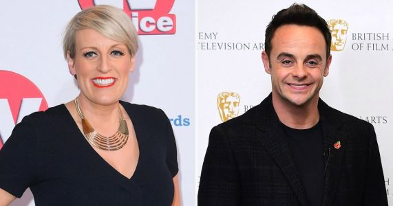 Steph McGovern is understandably 'made up' after discovering she's related to Ant McPartlin