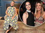 Katy Perry has chosen pal Jennifer Aniston to be her impending daughter's Godmother