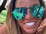 Katie Price 'is left horrified as her brand new veneers FALL OUT'