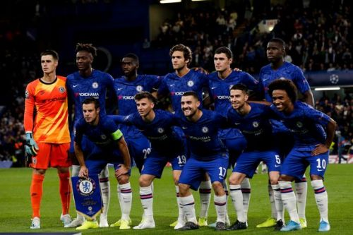 Chelsea players make 'sizeable donation' to support COVID-19 victims