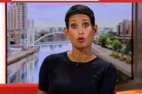 BBC Breakfast's Naga Munchetty raging as favourite 'TV bra' goes missing