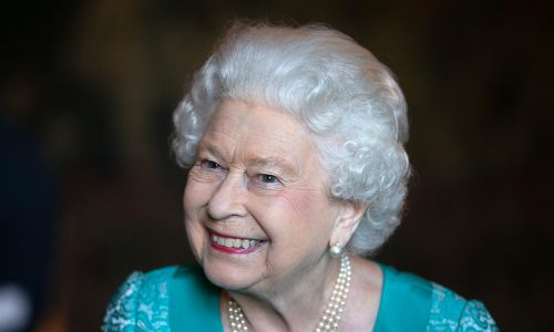 The Queen's latest dress featured hidden wildlife - did you spot it?