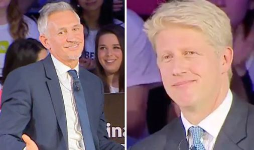 Brexit deal: Lineker and Jo Johnson boast that May's 'lousy deal' HELPS second referendum