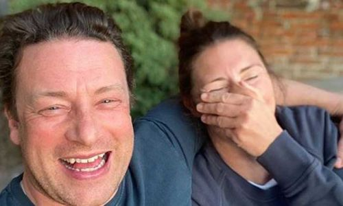 Jamie Oliver reveals why wife Jools is driving him mad in sweet post